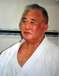 Sensei Taiji Kase
